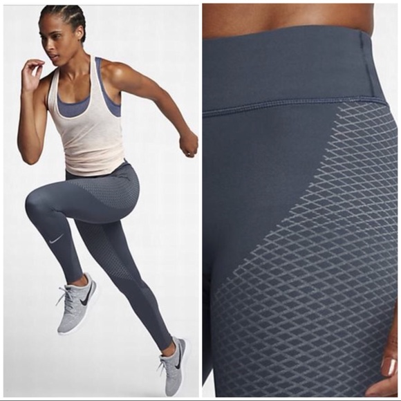 Nike Zonal Strength Women's 27.5 Running Tights Size Medium